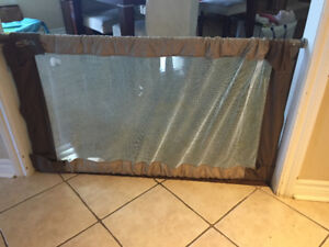 """39-56.5"""" Evenflo Tension Baby Gate"""
