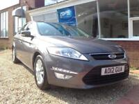 2012 12 Ford Mondeo 1.6TDCi ECO Zetec FINANCE AVAILABLE