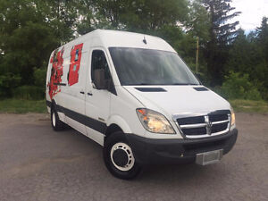 2008 Dodge Sprinter 3 Sets3500 Double Wheel Highroof 18500 O.B.O