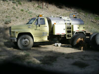 1983 Ford water truck for sale