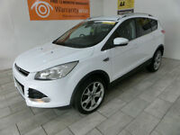 2014, Ford Kuga 2.0TDCi ( 140bhp ) Titanium, ***buy for only £64 a week***