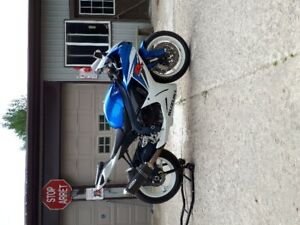Gsxr Front End | New & Used Motorcycles for Sale in Ontario from