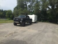 Lifted 2011 Ford f259 6.7 diesel
