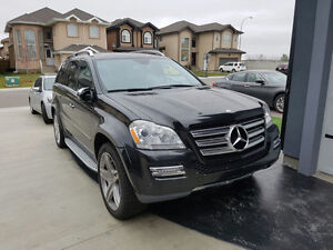 2010 Mercedes-Benz GL-Class gl550 SUV, Crossover