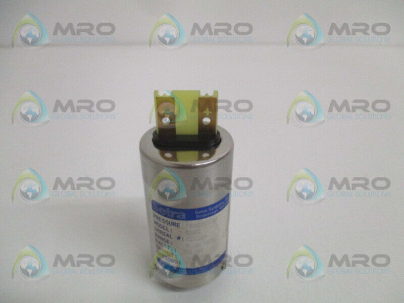 SETRA C280E-100-PSIG PRESSURE TRANSMITTER 0-100 PSIG *USED*