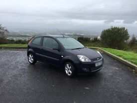 Ford Fiesta freedom VERY LOW MILEAGE FULL SERVICE HISTORY