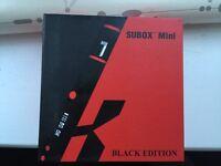Kangertech Subox Mini (Black Edition) Vape Pen Shisha