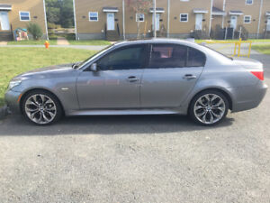 2008 BMW 535XI M-Package Mint condition 9000 obo