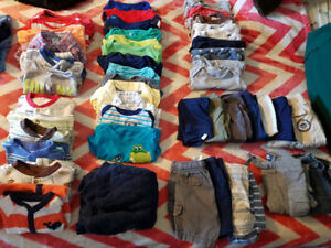 Boy's Clothing - 6 Month Old