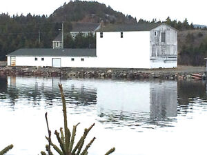 WATERFRONT PROPERTY…….4 DOCK ROAD, COLLIERS St. John's Newfoundland image 1