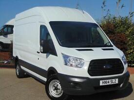 2014 Ford Transit 2.2 TDCi 100ps L3 H3 2 door Panel Van