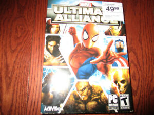 ultimate alliance pc game