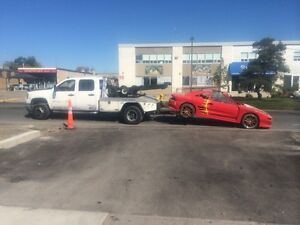 Tow truck 416-709-5600