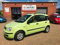 2004(54) Fiat Panda 1.2 Aircon Dynamic, Green, 5dr Hatch, **ANY PX WELCOME**