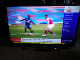 49 inch 4k smart tv with original remote