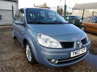 Renault Scenic 1.6 VVT 111 DYNAMIQUE AUTO (blue) 2007