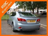 2006 Lexus IS IS250 2.5 SE 6 Speed Auto Full Leather Heated Ventilated Seats Onl