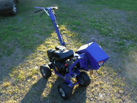For Sale BlueBird Equipment BedBug Landscape Edger / Cable Layer