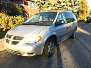 2006 Dodge Caravan, 4 Winter Tires & 4 All-Season Tires