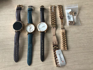 Fossil Women's Watch Collection