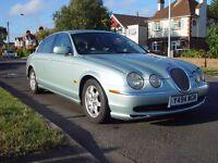 Jaguar S Type 2001 3.0ltr 5 SPEED MANUAL