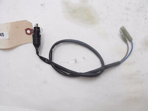 Used motorcycle & atv misc cables & switches for sale