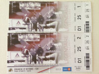 Billets de football Alouettes