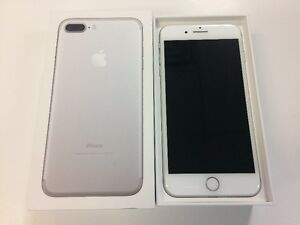 iPhone 7 Plus 128GB Silver Rogers/Chatr Mobile with Warranty