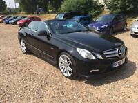 2011 Mercedes-Benz E Class 2.1 E250 CDI BlueEFFICIENCY Sport 7G-Tronic 2dr