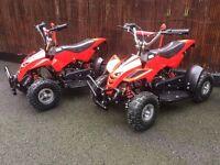 50cc kids Quads... Xmas is Near!!