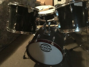 New Dixon Drum Set