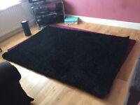 IKEA rug for sake