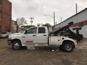2007 Dodge Power Ram 3500 Tow truck Pickup Truck