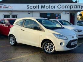 2014 Ford KA 1.2 STUDIO PLUS 3d 69 BHP Hatchback Petrol Manual