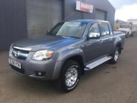 2006 (56) Mazda BT-50 2.5TDCI 4x4 Pick-Up Double Cab (FORD RANGER)