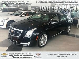 2016 Cadillac XTS LUXURY * AWD * NOT A RENTAL  GM EXEC VEHICLE