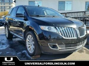 2013 Lincoln MKX Base  - Leather Seats -  Cooled Seats
