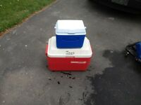 Pair of coolers