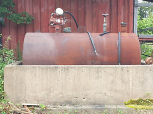 Storage Tank for Fuel/Oil