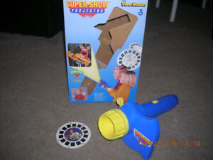 View Master SUPER SHOW projectorView your home slides