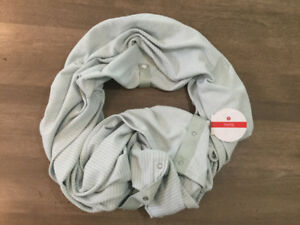 Brand New with tags Lululemon vinyasa scarf
