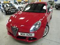 Alfa Romeo Giulietta JTDM-2 VELOCE + 7 SVS + £30 TAX + BELT DONE
