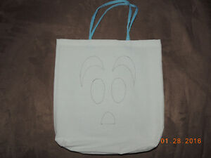 Colour Your Own Cloth Party Favor Bags Sarnia Sarnia Area image 4