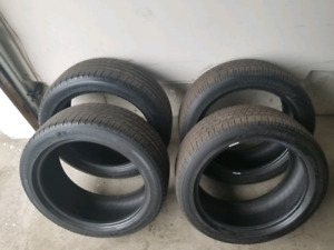 235/45/R18 Michelin tires for sale!