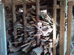 Free scrap wood / fire wood