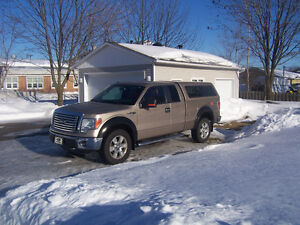 2011 Ford F-150 Fourgonnette, fourgon