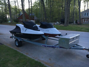 Seadoo XP & GTX For Sale With TRAILER