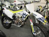 2017 Husqvarna FX350 - Registered Enduro bike