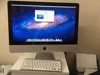 "Apple iMac 21.5"" Intel core i5 2.5Ghz like new condition"