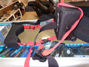 "Child ""hold-on"" harness  ATV/Snowmobile  recycledgear.ca Kawartha Lakes Peterborough Area image 2"